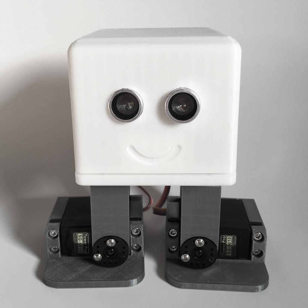 Robot impresión 3D y arduino